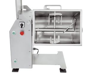 Mezcladora de carne industrial